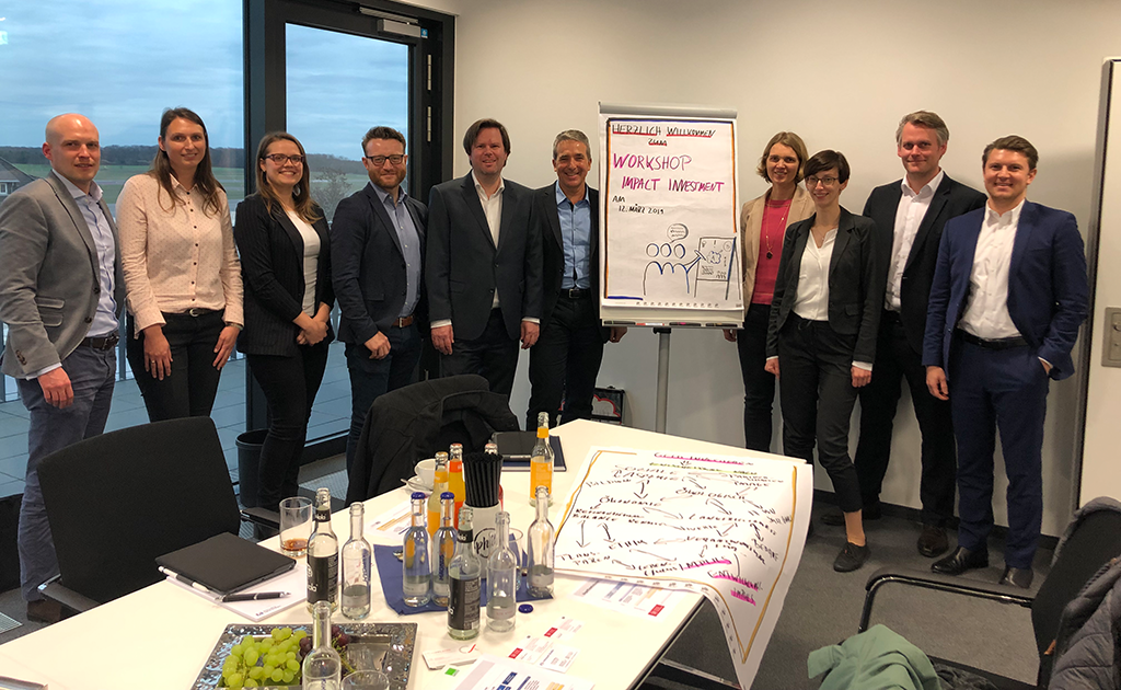 Workshop zum Impact Investment