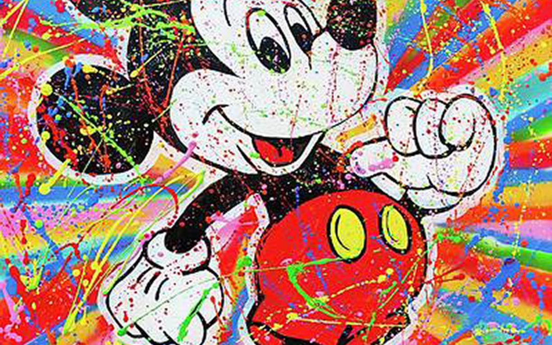 Paul Panther Auto Stop Pop – Mickey Ego Pop